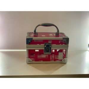 Caboodle Clear Train Case